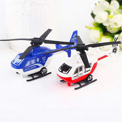 Hot Sell Children Plastic Helicopter Outdoor Launch Glider Plane Kids Gift Toy