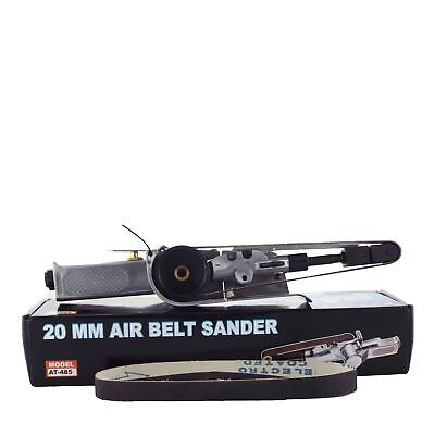 20mm Air Belt Sander Lever Throttle For Feature Control 3 Grit Sanding Belts