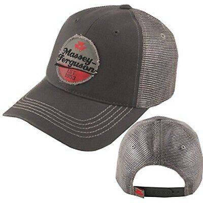 Massey Ferguson Circle Patch Hat Est 1847
