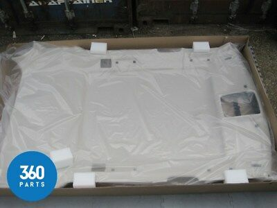New Genuine Range Rover Sport L494 Ivory Head Lining W/o Panoramic Roof Lr053487