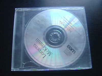 LOREENA McKENNITT santiago SPANISH CD SINGLE PROMOTIONAL WEA 1994 CELTIC FOLK