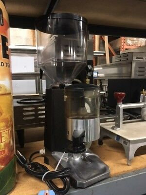 Commercial Coffee Espresso Bean Grinder - Heavy Duty - 120V