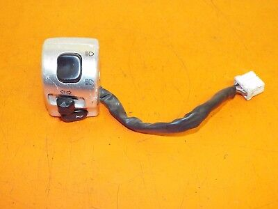 Piaggio Beverly 125 2004 Left Hand Switchgear (Indicator/Horn/Beam Switch Gear)