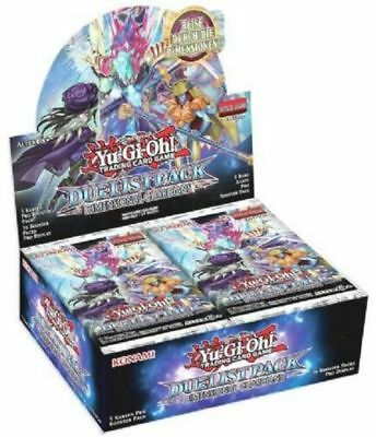 Yu-gi-oh! Yugioh Duelist Pack: Dimensional Guardians Factory Sealed Booster Box