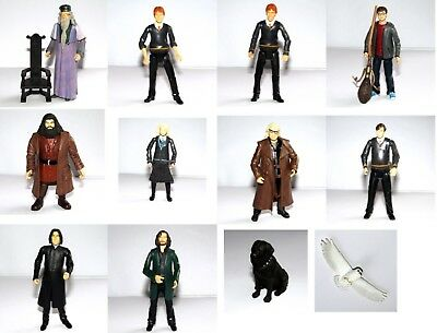 Harry Potter Movie Toy Figures
