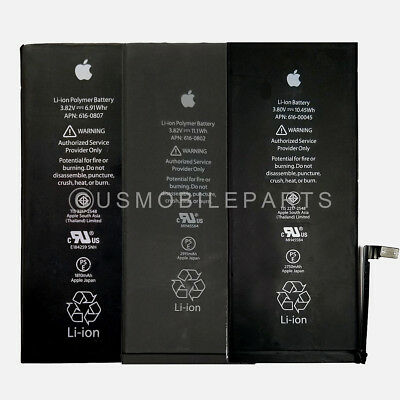 OEM Original Genuine Internal Replacement Battery for Apple iPhone | CADEX TEST