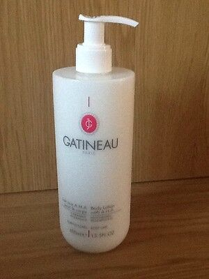 Gatineau AHA Body Lotion. 400ml Supersize. Moisturising Anti-Ageing. Brand New.
