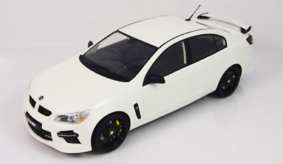 1:18 Scale Apex Replicas 2014 Holden HSV VF GTS - Heron White - NEW IN STOCK