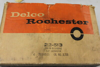 new   delco 1959 1960 Oldsmobile     2 bbl  carburetor