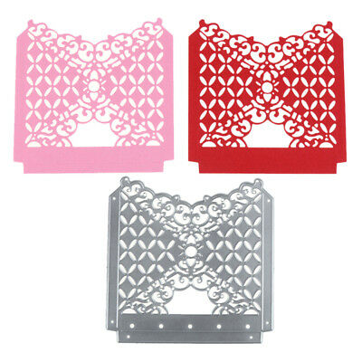 DIY Metal Cutting Dies Stencil Scrapbooking Embossing Christmas Handmade Card
