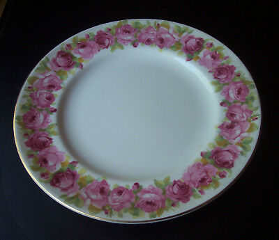 Royal Doulton Raby Rose  Round Bread & Butter Plate