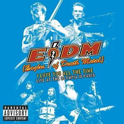 Eagles Of Death Metal-I Love You All The Time: Live At Olymp (Us Import)  Cd New