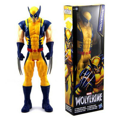 "Wolverine X-Men Action FIGURE Toy The AVENGERS Marvel Titan Hero Series 11"" Gift"