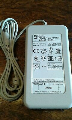 *GENUINE HP* PRINTER AC POWER ADAPTER C6409-60014 18V@1100mA  20W