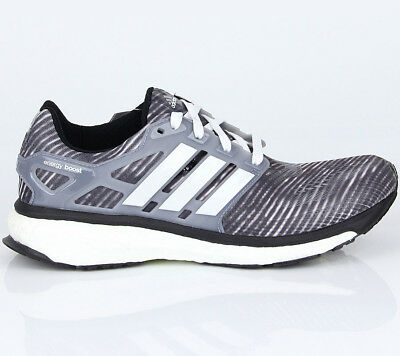 Adidas Energy Boost Esm Mens Neutral Cushioned Running Gym Trainers Shoes Uk 9.5