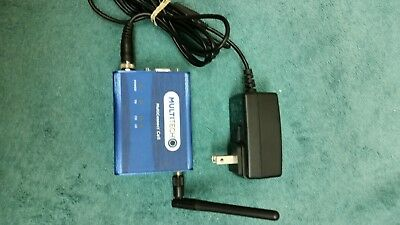MULTITECH MTC-C2-B06 -N3-US Cellular Modem works - $100 00