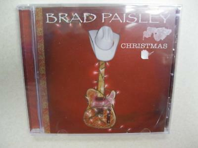Brad Paisley Christmas.Brad Paisley Christmas Cd Factory Sealed