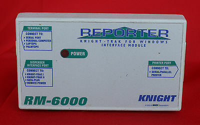 Knight  Manufacturing  Reporter  Rm-6000  Module  Version  3.0