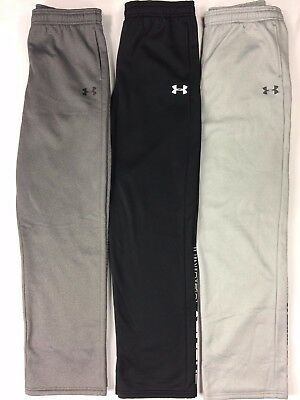 Boy's Youth Under Armour Coldgear Storm 1 Loose Fit Sweat Pants