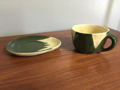 Shawnee Cup and saucer set 90 & 91