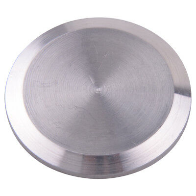 """38mm Sanitary End Cap for 1.5"""" Tri Clamp with Ferrule Flange 50.5mm Steel 304"""