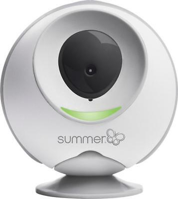 Summer Infant - On the Go  LIV Cam Video Baby Monitor - Black/white