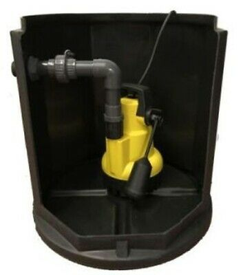 Cellar Sump Pump (SPD 100 Series)