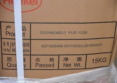 15KG Box of Henkel Technomelt PUR 120B Hot Melt Glue Pellets