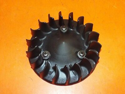 Vespa ET4 125 2001 Engine Cooling Fan and Screws