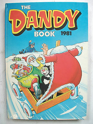 DANDY BOOK (Vintage From 1981) **High Grade**