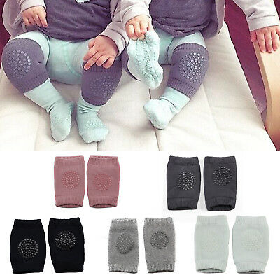 Cozy Safe Crawl Knee Elbow Pads Leg Protector Anti-Slip for Infant Toddler Baby