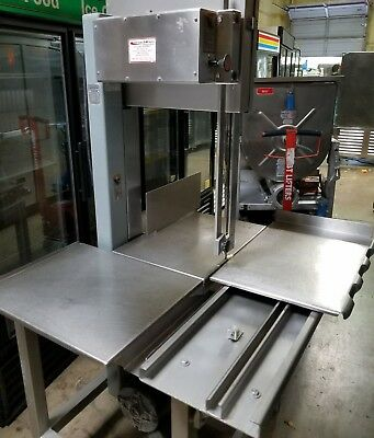Hobart commercial vertical meat saw model 6801 SN#31-1421-776