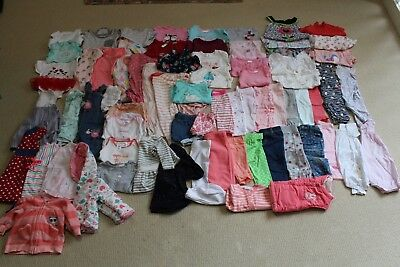 BULK lot of Baby Girl size 00 clothes - Over 70 items - PICKUP LILYDALE 3140