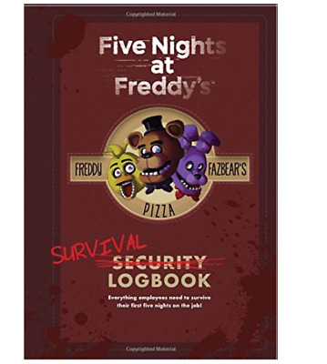 Survival Logbook (Five Nights at Freddy's) by Scott Cawthon (Hardcover, 2017)