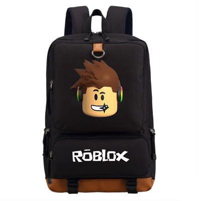 RobLox Casual backpack for teenagers Kids Boys Children Student School Bags.