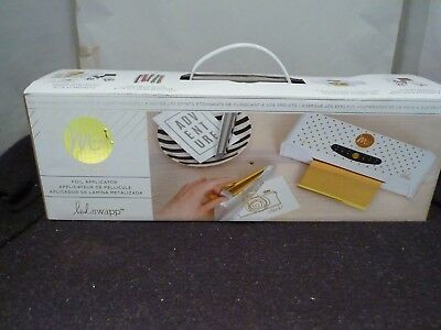 American Crafts Heidi Swapp Minc Mini Foil Transfer applicator machine 15.9CM