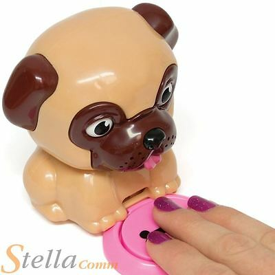 Doug The Pug Nail Dryer Air Blow Beauty Manicure Pedicure Accessory Dog Gift