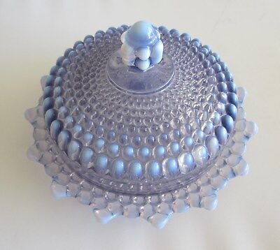 Fenton Glass covered dish