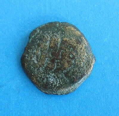 Remes , Celtic bronze coin