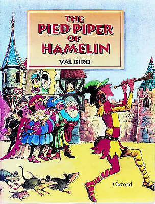 """VERY GOOD"" The Pied Piper of Hamelin (Traditional Tales: Stories for Sharing),"