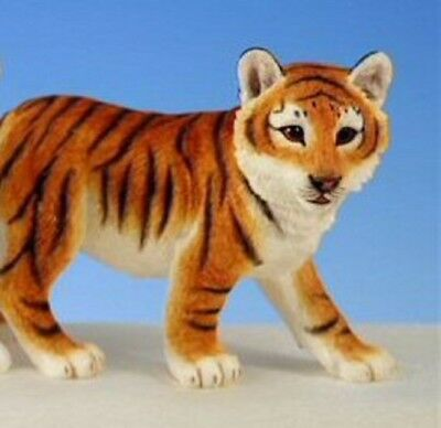 22cm stehend Leonardo Collection Tiger Tigerfigur Baby Tigerbaby Sammlerstück