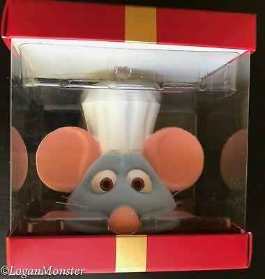 Disney Park Pack Remy Pixar Ratatouille Ear Hat Ornament Subscription Jan 2017