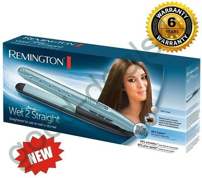 Remington Wet 2 Straight for use on wet or dry hair S7300 High Quality