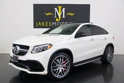 2017 Mercedes-Benz Other AMG GLE 63 S Coupe 4MATIC ($117K MSRP) 2017 MERCEDES AMG GLE 63 S Coupe 4MATIC, $117K MSRP! ONLY 2900 MILES! PRISTINE!