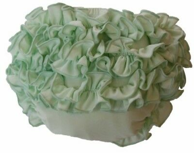Baby's Frilly  Pants, mint green, ex Bumblefrills