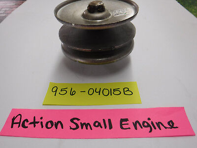 Mtd  Oem Part 956-04015, 756-04015A, 956-04015B Variable Speed Pulley