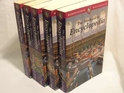 WORDSWORTH ENCYCLOPEDIA (5 VOL), Various, Excellent Book