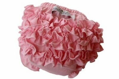 Baby's Frilly  Pants, baby pink, ex Bumblefrills