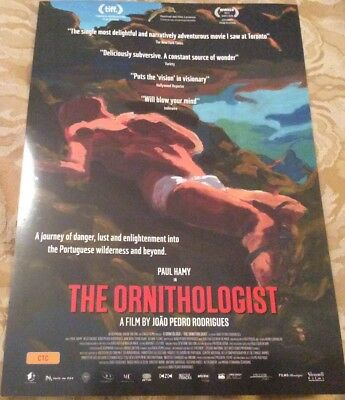 Promotional Movie Flyer For The Ornithologist