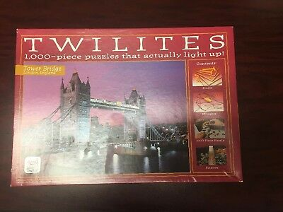 Twilites 1,000 Piece Tower Bridge London England